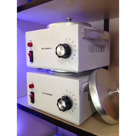 دستگاه ایپلاسیون موم داغ کن وارمز تک قابلمه