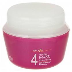 ماسک موی گیاهی ریتون شماره 4 مدل reyton Herbal حجم 500 میلی لیتر