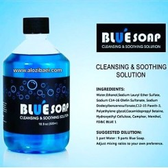محلول بلو سواپ blue soap