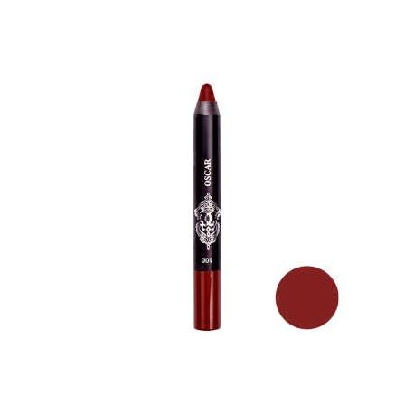 رژ لب مدادی اسکار شماره 100  Oscar Chubby Lipstick Intense