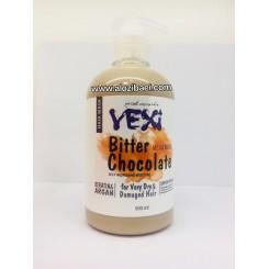 ماسک مو شکلات تلخ یکسی 500 میل  Yexi hair mask