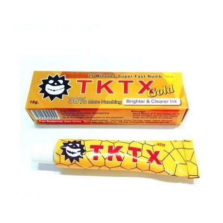 پماد بی حسی تاتو تی کی تی ایکس - T K T X طلایی