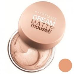 موس ميبلين مدل Dream Matte Mousse Golden شماره 32