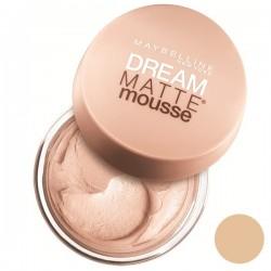 موس ميبلين مدل Dream Matte Mousse Sand 30